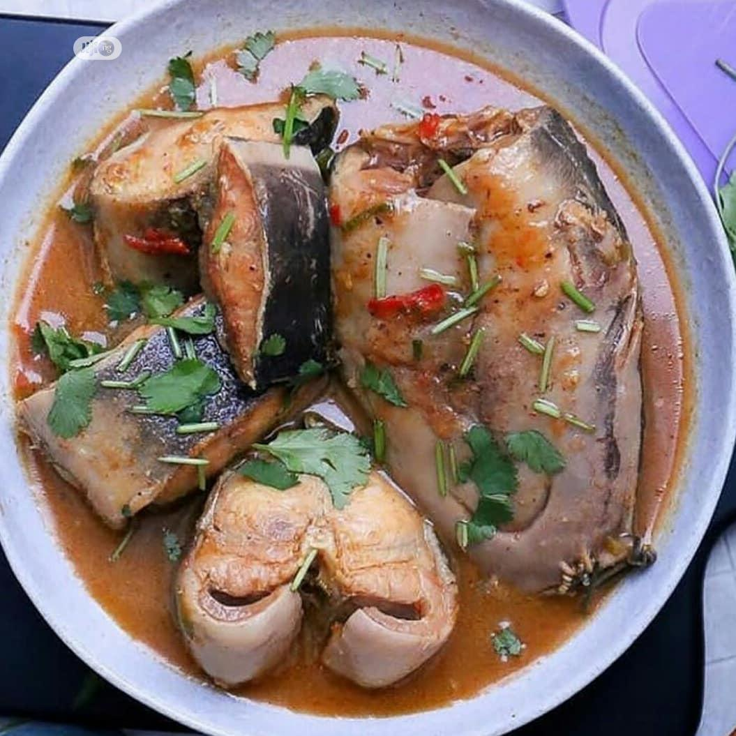 FRESH-FISH PEPPER SOUP AND IT'S EFFECT ON YOUR LIVER. PHOTOS