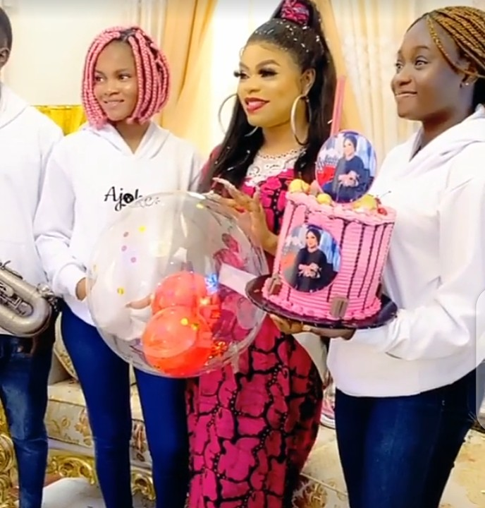 I ALMOST CRIED WHEN I SAW COMPANY CEOS, TOP POLITICIANS AT MY BIRTHDAY PARTY LAST NIGHT – BOBRISKY