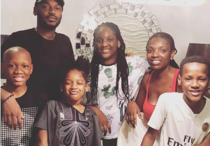 ANNIE IDIBIA DRAGS HER HUSBAND 2FACE IDIBIA ON INSTAGRAM OVER ONE OF HIS BABY MAMAS