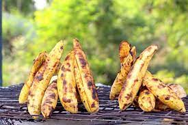 ROASTED PLANTAIN..BOLI: 8 HEALTH BENEFITS OF THIS DELICIOUS SNACK
