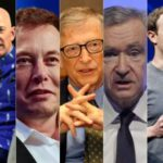 3 COUNTRIES THAT PRODUCED THE TOP 10 RICHEST BILLIONAIRES IN THE WORLD (PHOTOS)
