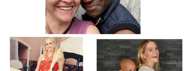 """""""IN ALA IGBO THE KING CHOOSES WHOM HE CROWNS HIS QUEEN"""" – SWISS WOMAN MARRIED TO A NIGERIAN ADDRESSES BLACK WOMEN ACCUSING HER OF 'STEALING' THEIR BLACK MAN"""